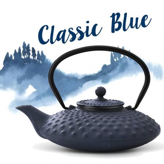 blauwe theepot bredemeijer